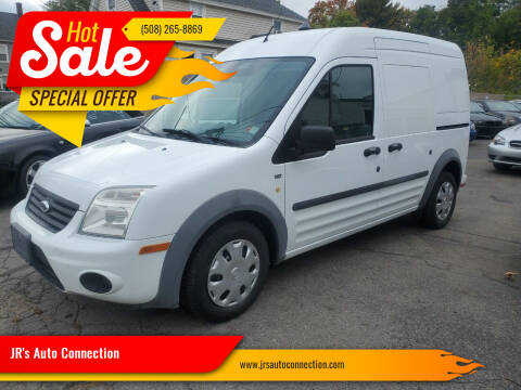 2013 Ford Transit Connect for sale at JR's Auto Connection in Hudson NH