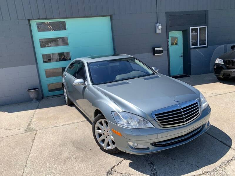 2008 Mercedes-Benz S-Class for sale at Enthusiast Autohaus in Sheridan IN