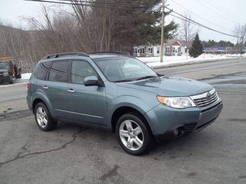 2009 Subaru Forester for sale at Warner's Auto Body of Granville Inc in Granville NY