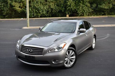 2011 Infiniti M37 for sale at Alpha Motors in Knoxville TN