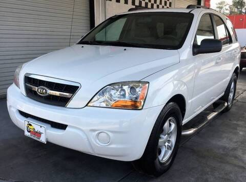2009 Kia Sorento for sale at Tiny Mite Auto Sales in Ocean Springs MS