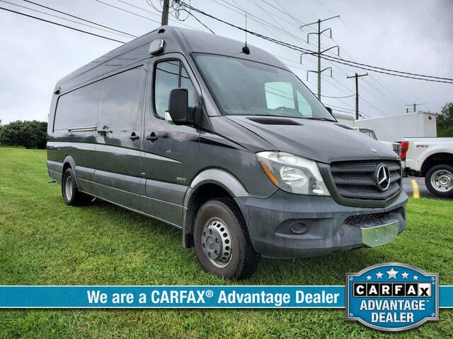 2014 Mercedes-Benz Sprinter Cargo for sale at RoseLux Motors LLC in Schnecksville PA