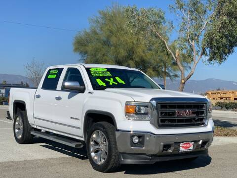2015 GMC Sierra 1500 for sale at Esquivel Auto Depot in Rialto CA