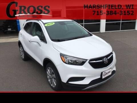 2020 Buick Encore for sale at Gross Motors of Marshfield in Marshfield WI
