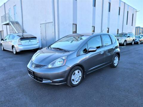 2012 Honda Fit for sale at Image Auto Sales in Dallas TX