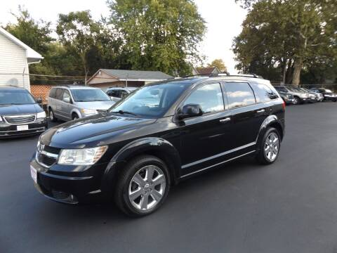 2010 Dodge Journey for sale at Goodman Auto Sales in Lima OH