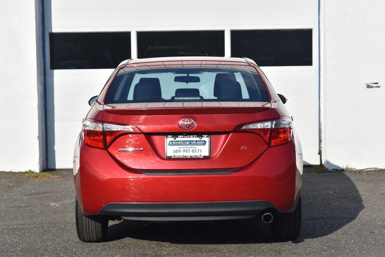 2014 Toyota Corolla S Plus 4dr Sedan CVT full