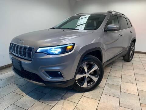 2019 Jeep Cherokee for sale at EUROPEAN AUTO EXPO in Lodi NJ