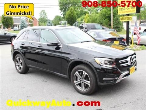 2018 Mercedes-Benz GLC for sale at Quickway Auto Sales in Hackettstown NJ