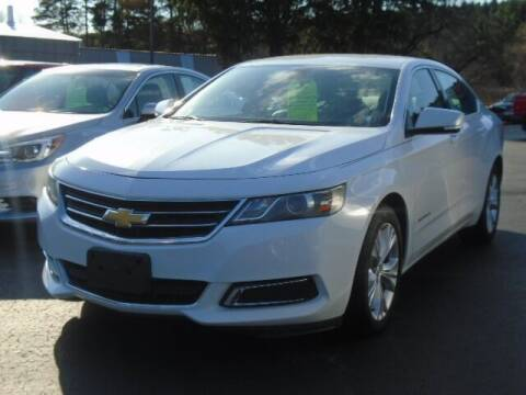 2015 Chevrolet Impala for sale at Rogos Auto Sales in Brockway PA
