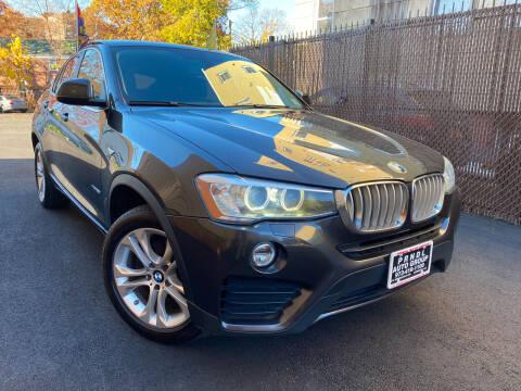 2015 BMW X4 for sale at PRNDL Auto Group in Irvington NJ