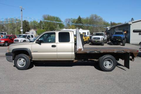 2005 Chevrolet Silverado 3500 for sale at LA MOTORSPORTS in Windom MN