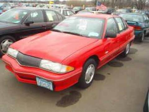 1995 Buick Skylark for sale at Dales Auto Sales in Hutchinson MN