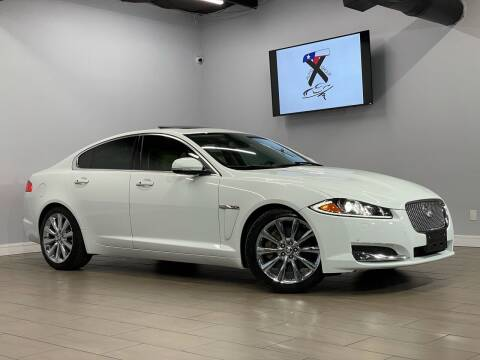 2013 Jaguar XF for sale at TX Auto Group in Houston TX