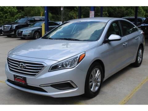 2017 Hyundai Sonata for sale at Inline Auto Sales in Fuquay Varina NC