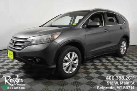 2014 Honda CR-V for sale at Danhof Motors in Manhattan MT