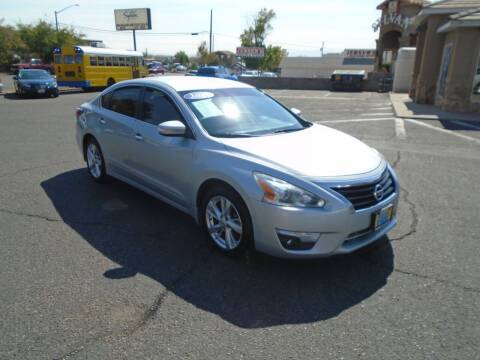 2014 Nissan Altima for sale at Team D Auto Sales in St George UT