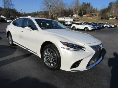 2018 Lexus LS 500 for sale at Specialty Car Company in North Wilkesboro NC