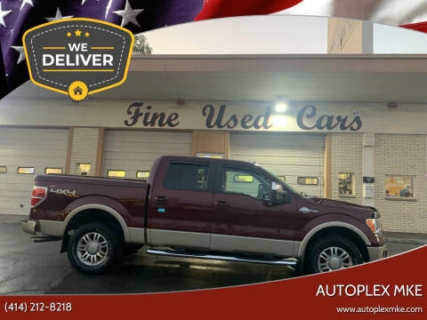 2010 Ford F-150 for sale at Autoplexmkewi in Milwaukee WI