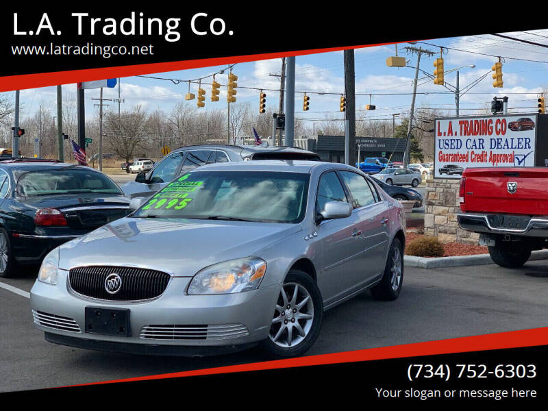 2006 Buick Lucerne for sale at L.A. Trading Co. Woodhaven in Woodhaven MI