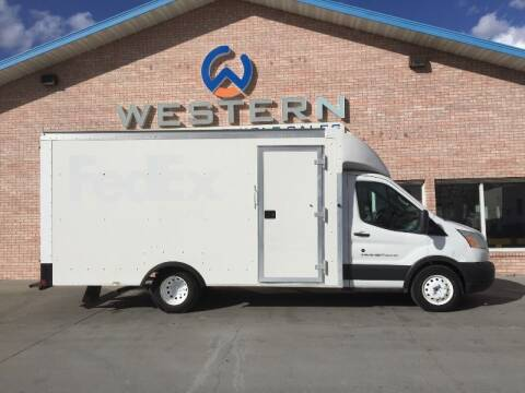 2016 Ford Transit for sale at Western Specialty Vehicle Sales in Braidwood IL