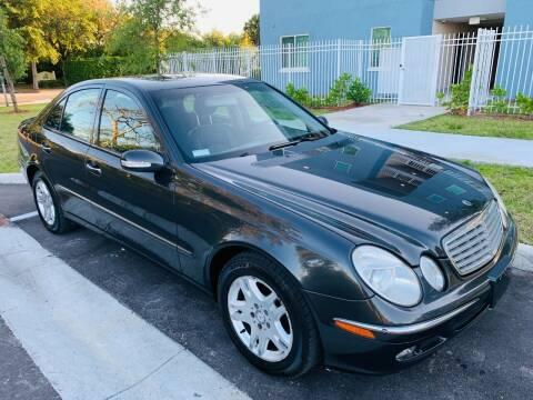2003 Mercedes-Benz E-Class for sale at LA Motors Miami in Miami FL