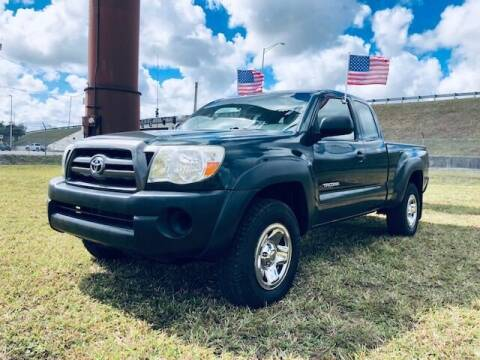 2009 Toyota Tacoma for sale at Venmotors LLC in Hollywood FL