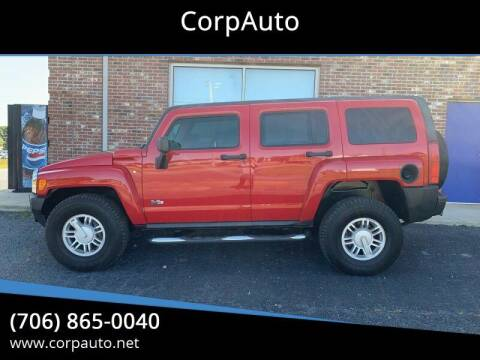 2009 HUMMER H3 for sale at CorpAuto in Cleveland GA