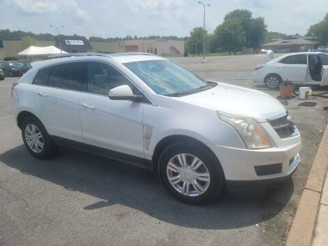 2012 Cadillac SRX for sale at CarsPlus in Scottsboro AL