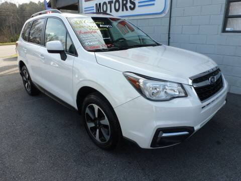 2017 Subaru Forester for sale at Edge Motors in Mooresville NC