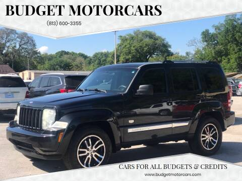 2011 Jeep Liberty for sale at Budget Motorcars in Tampa FL