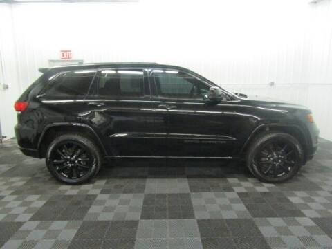 2017 Jeep Grand Cherokee for sale at Michigan Credit Kings in South Haven MI