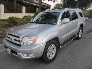 2003 Toyota 4Runner for sale at Inspec Auto in San Jose CA