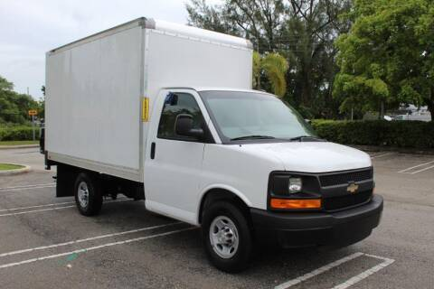 2015 Chevrolet Express Cutaway for sale at Truck and Van Outlet in Miami FL