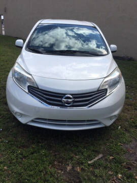2014 Nissan Versa Note for sale at Auto Credit & Finance Corp. in Miami FL