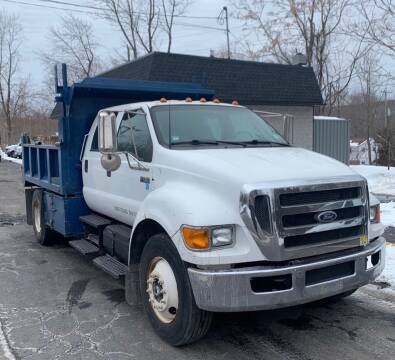 2005 Ford F-750 Super Duty for sale at AH Ride & Pride Auto Group in Akron OH