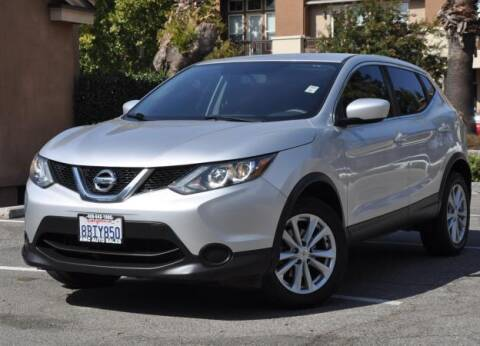 2017 Nissan Rogue Sport for sale at AMC Auto Sales Inc in San Jose CA