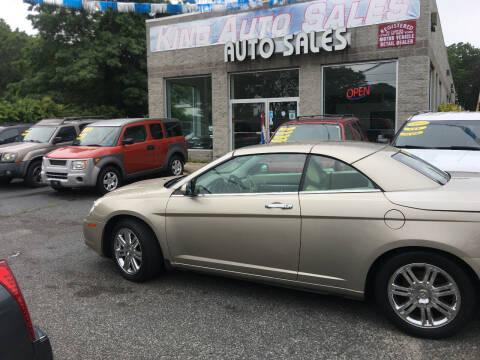 2008 Chrysler Sebring for sale at King Auto Sales INC in Medford NY
