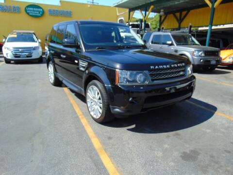 2011 Land Rover Range Rover Sport for sale at Santa Monica Suvs in Santa Monica CA