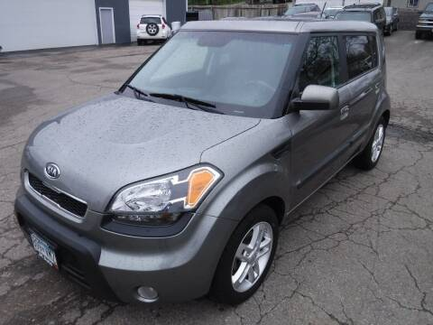 2010 Kia Soul for sale at J & K Auto - J and K in Saint Bonifacius MN