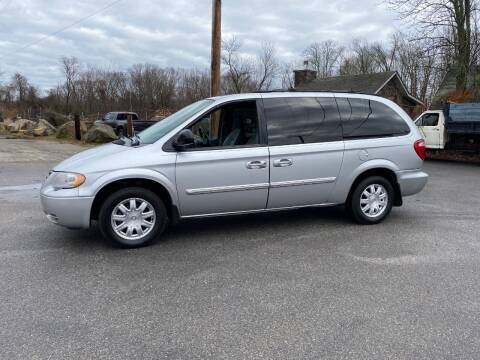 2005 Chrysler Town and Country for sale at East Coast Motor Sports in West Warwick RI
