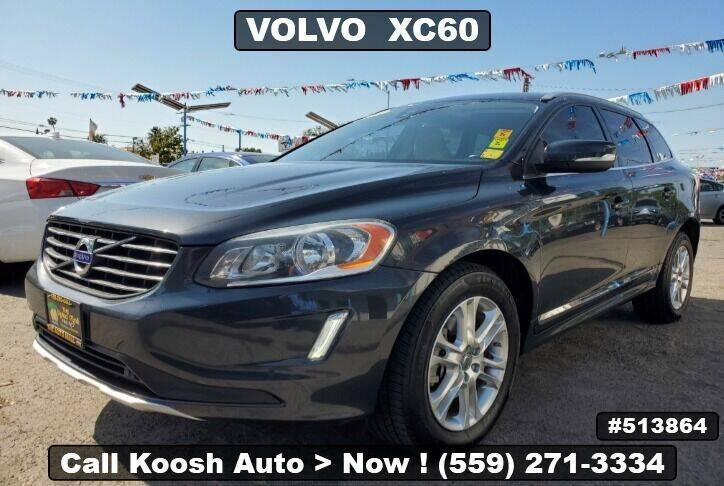 2014 Volvo XC60 for sale in Fresno, CA
