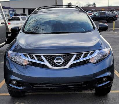 2012 Nissan Murano for sale at G.K.A.C. in Twin Falls ID
