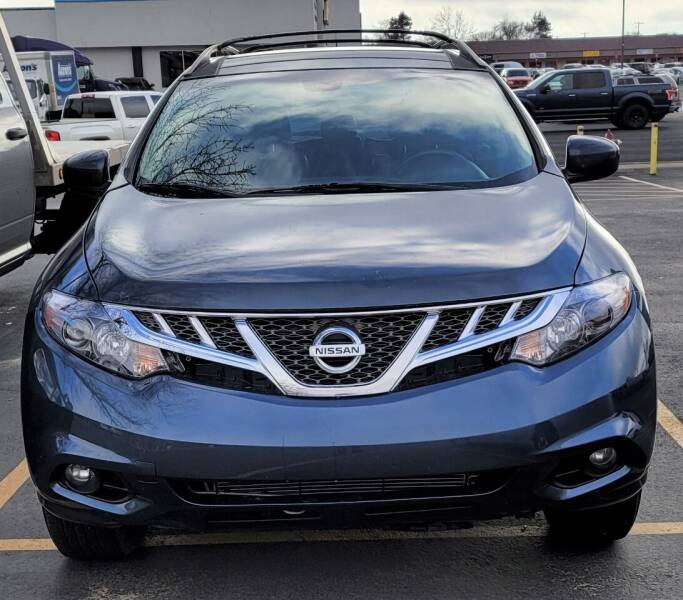 2012 Nissan Murano for sale at G.K.A.C. Car Lot in Twin Falls ID