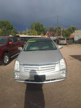 2007 Cadillac SRX for sale at PYRAMID MOTORS AUTO SALES in Florence CO
