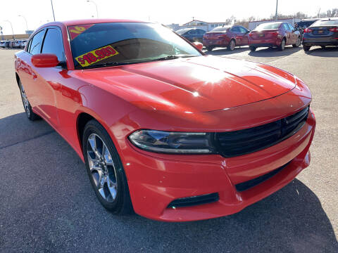 2016 Dodge Charger for sale at Top Line Auto Sales in Idaho Falls ID