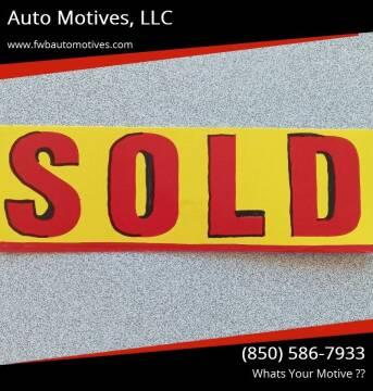 2013 Nissan Altima for sale at Auto Motives, LLC in Fort Walton Beach FL