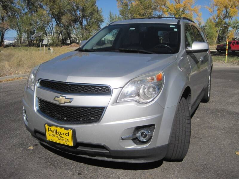 2011 Chevrolet Equinox for sale at Pollard Brothers Motors in Montrose CO