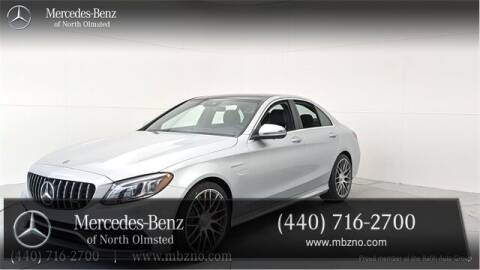 2021 Mercedes-Benz C-Class for sale at Mercedes-Benz of North Olmsted in North Olmstead OH
