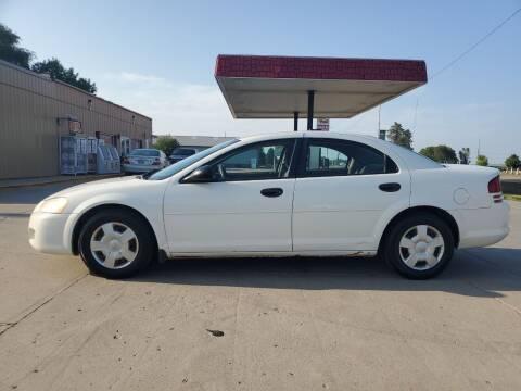 2004 Dodge Stratus for sale at Dakota Auto Inc. in Dakota City NE